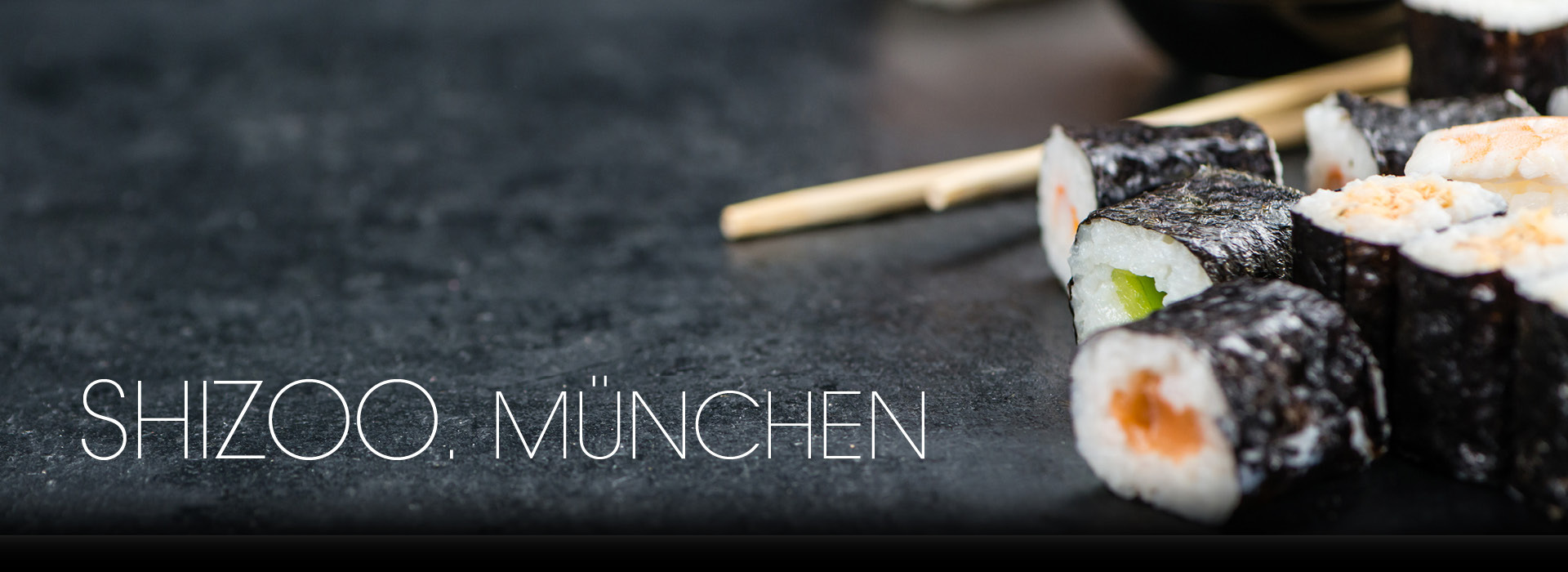 shizoo. Sushi Lieferservice München