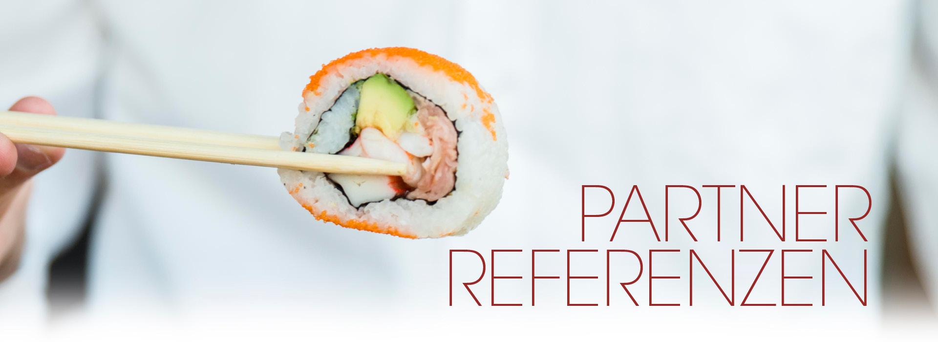 shizoo. Sushi München Partner und Referenzen