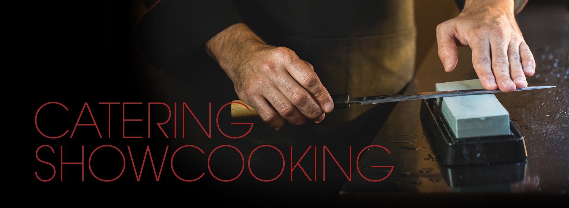 shizoo. Catering & Show Cooking Sushi München