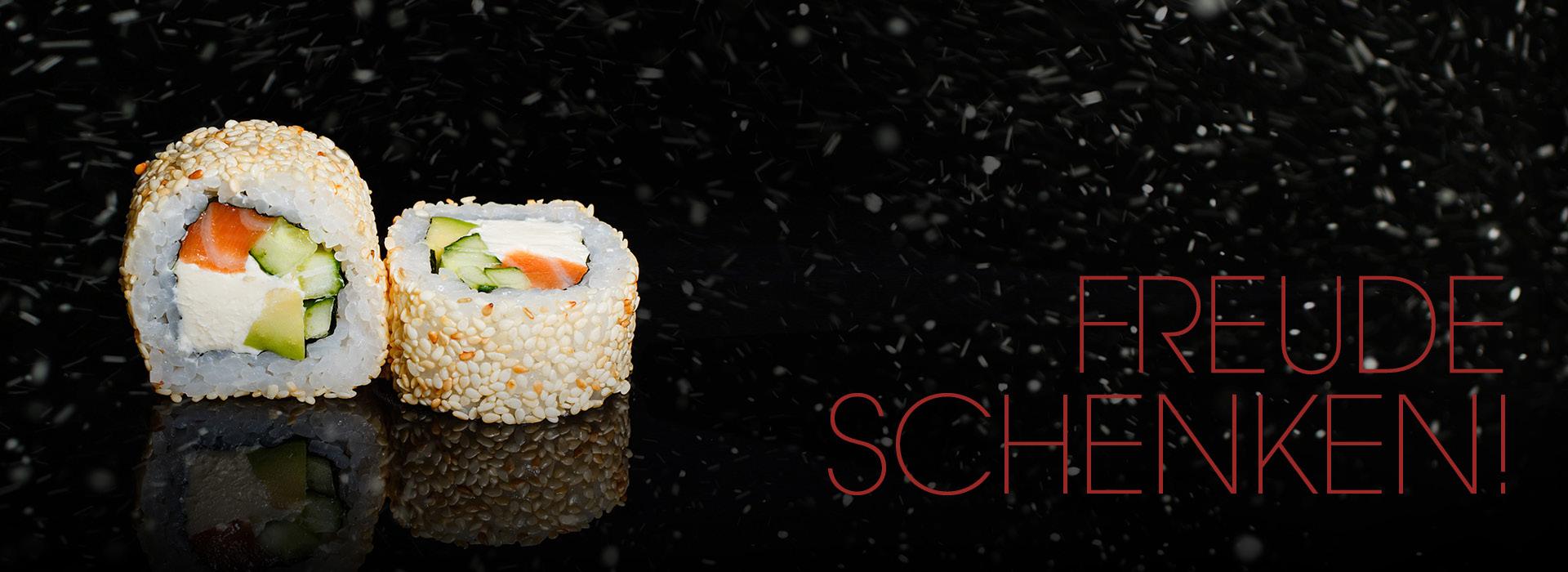 shizoo. Sushi Geschenkgutschein Lieferservice München