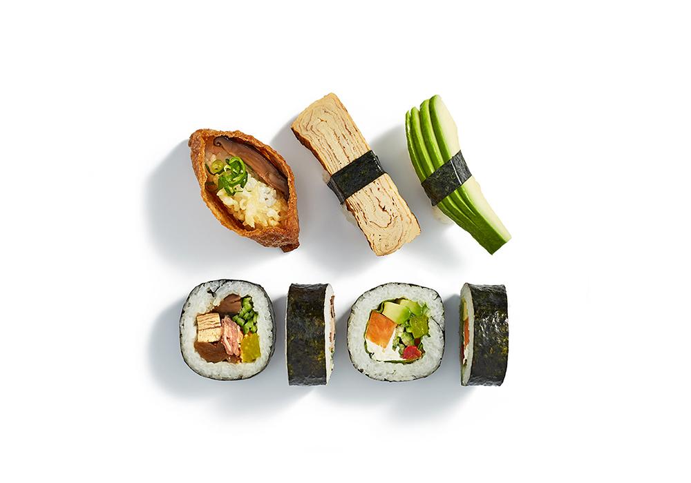 shizoo. Box Creative Veggie Sushi Lieferservice München
