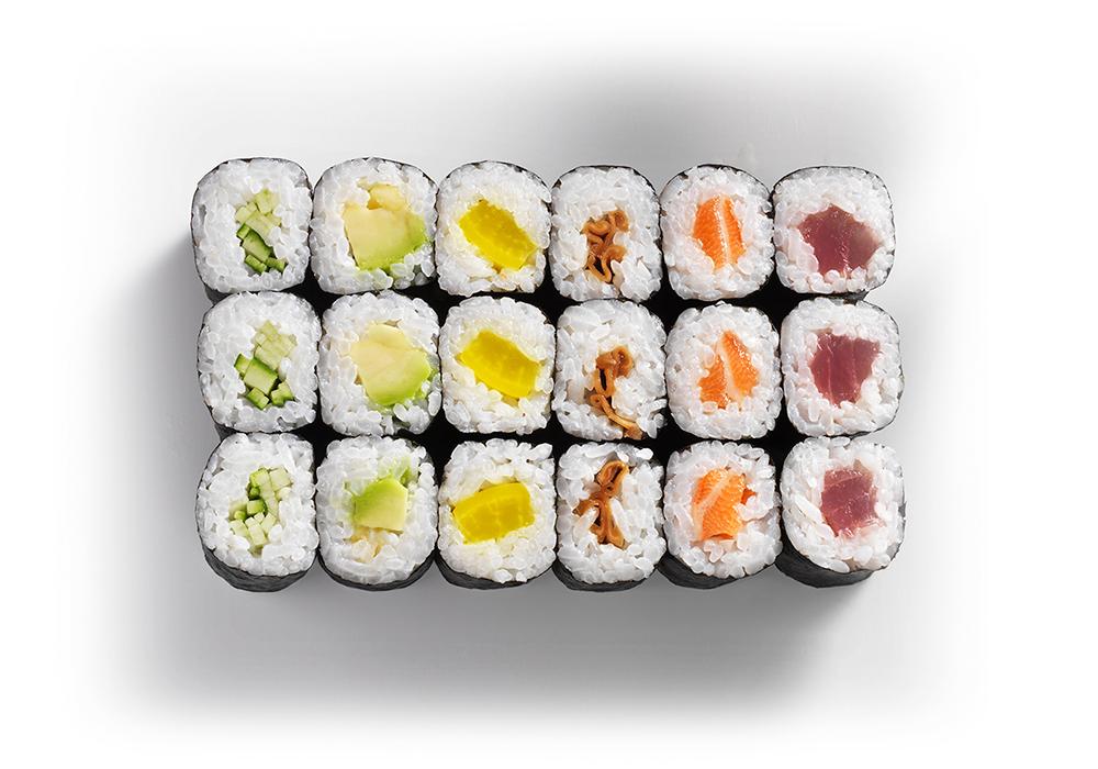 shizoo. Box Maki Classic Sushi Lieferservice München