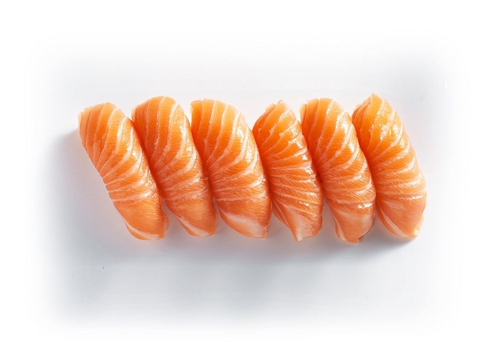shizoo. Box Salmon Classic Sushi Lieferservice München