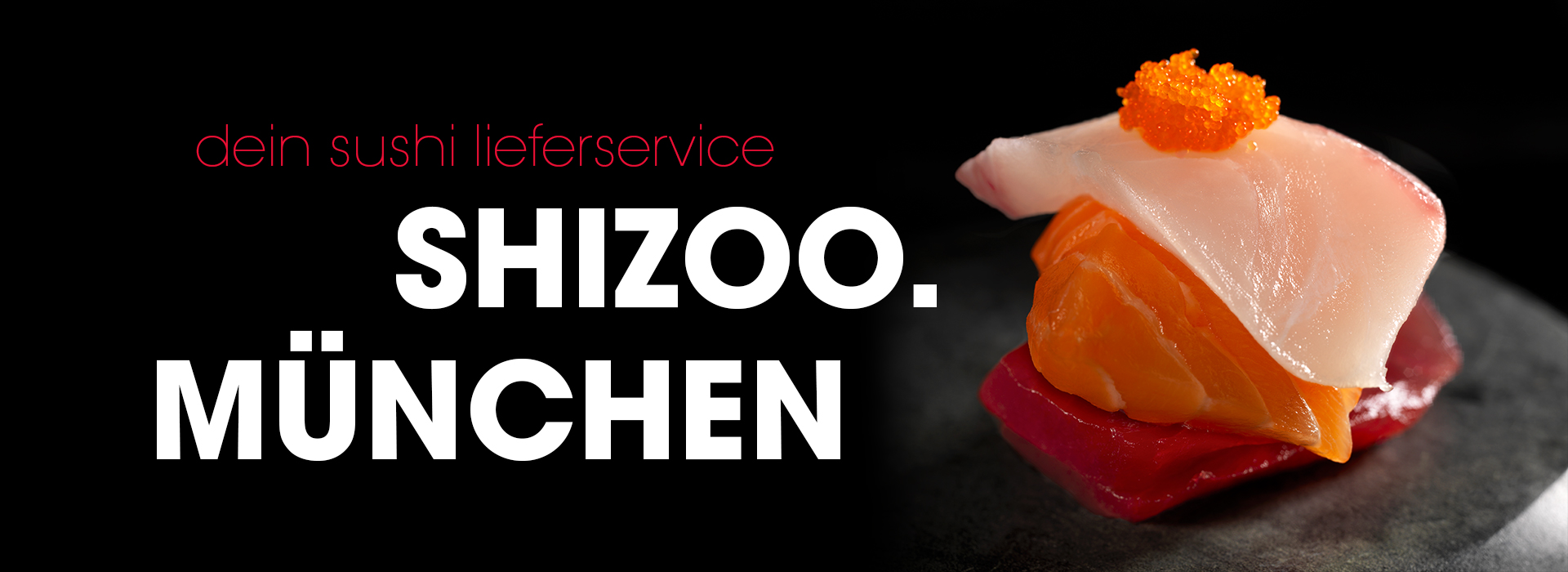 shizoo. Sushi Lieferservice München