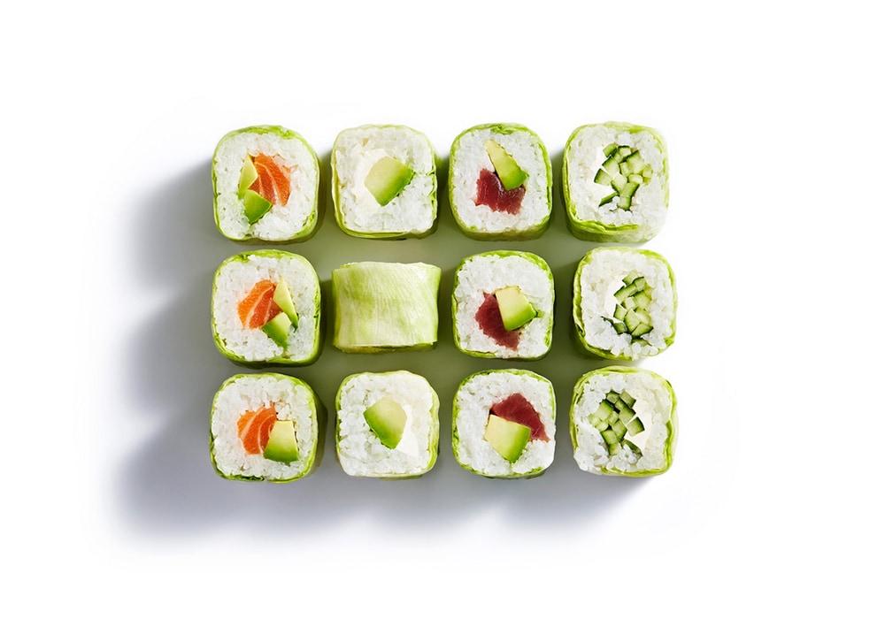 shizoo. Box Spring Roll Maki Sushi Lieferservice München