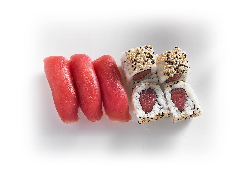 shizoo. Box Tuna Combi Sushi Lieferservice München