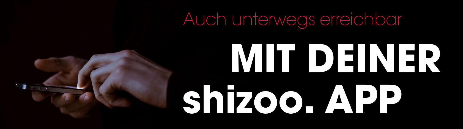 shizoo. Sushi Lieferservice München shizoo. App