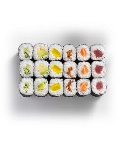 shizoo. Sushi Lieferservice München Boxen