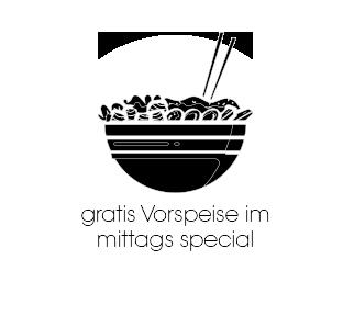 shizoo. Sushi Lieferservice München gratis Vorspeise im mittags special