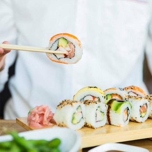 Sushi Kochkurs München Sushikurs