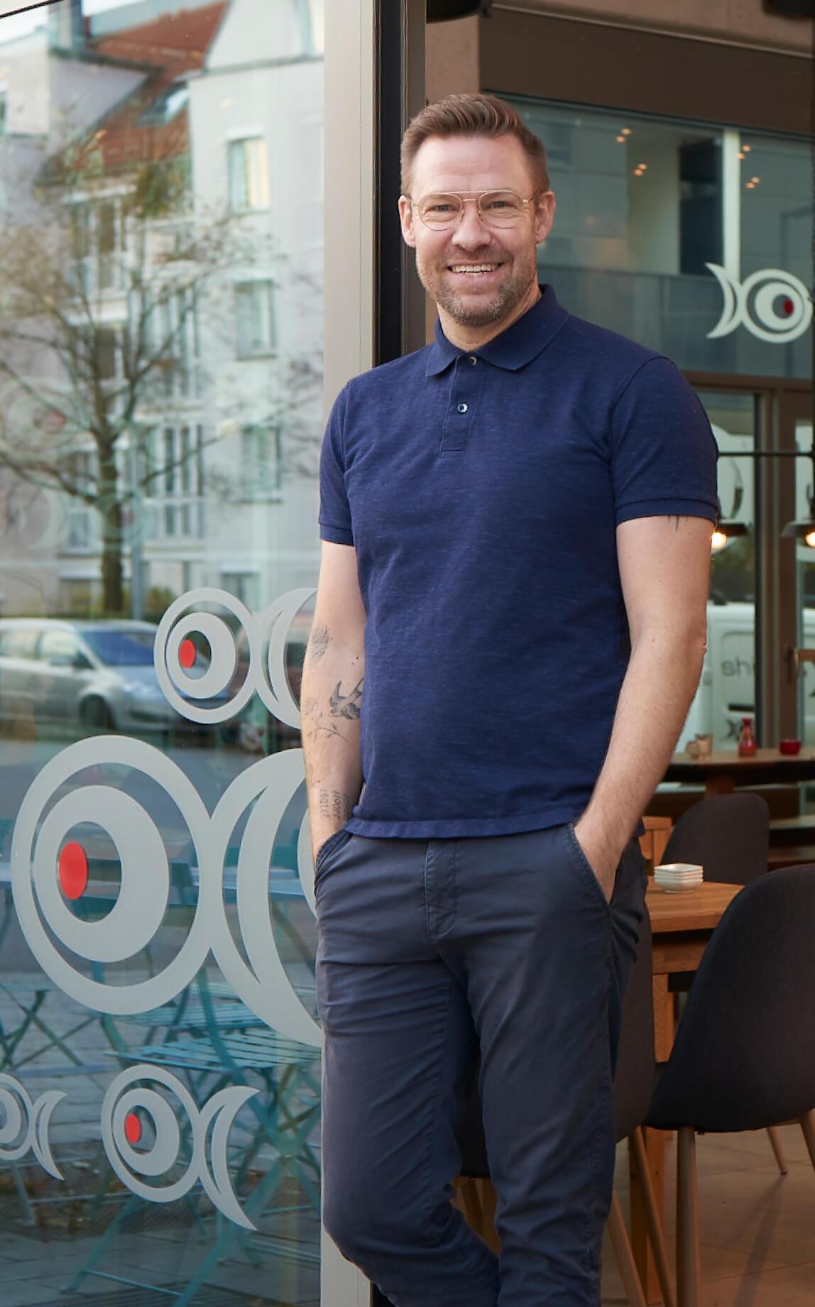 Frank Kleine, Geschäftsführer shizoo.asia