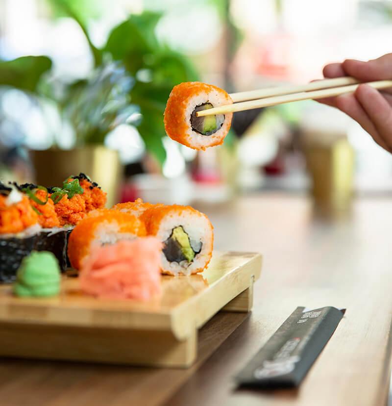 Sushi shizoo.